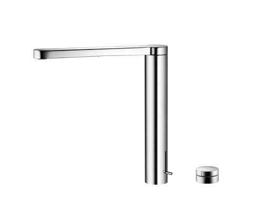 KWC ONO touch light PRO Electronic controlled|Swivel spout 360° by KWC | Wash basin taps