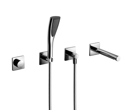 KWC ONO touch light PRO Electronic controlled|Fixed spout by KWC | Bath taps