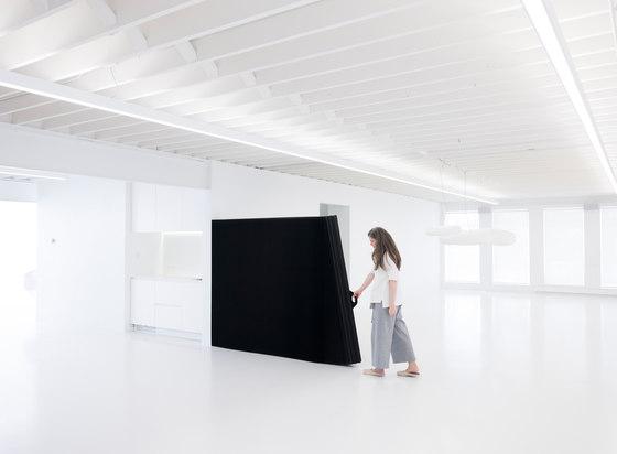 paper softwall di molo | Sistemi architettonici