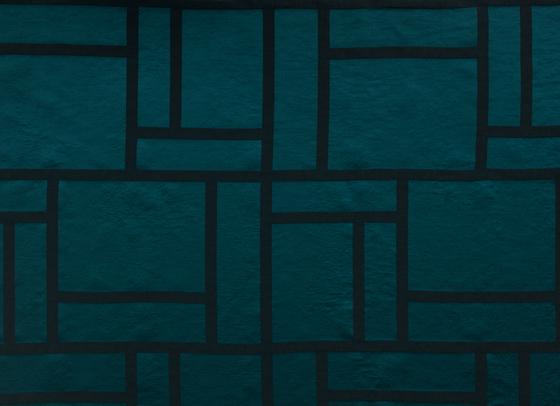 Palazzo Dark Lagoon de Johanna Gullichsen | Tissus pour rideaux