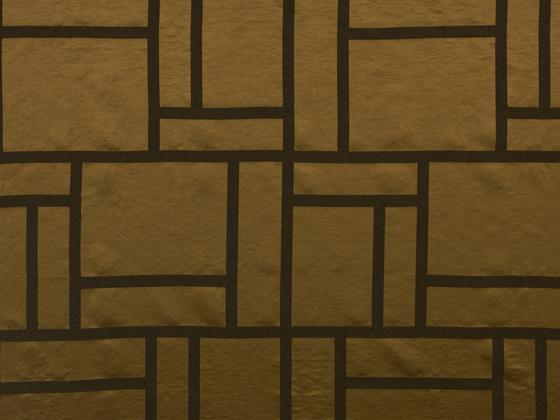 Palazzo Dark Gold by Johanna Gullichsen   Drapery fabrics