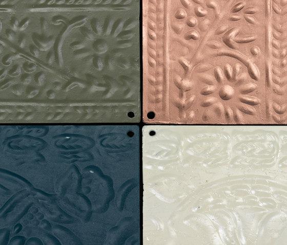 Daily Details | Tin Tiles di Mr Perswall | Rivestimenti su misura
