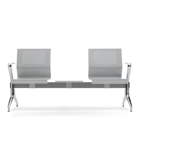 Kone von Emmegi | Sitzbänke
