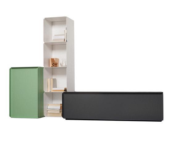 Collar cabinet compositions di Quodes | Credenze
