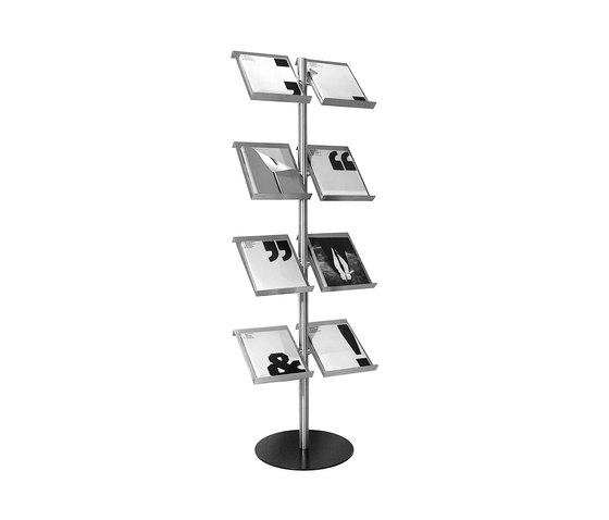 1815 Brochure holder by ESIT | Brochure / Magazine display stands
