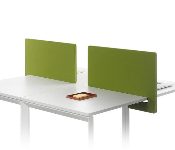 Panel Systems Desk Systems Desktop Screen System 43 Abv