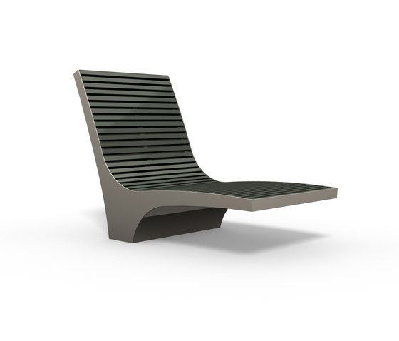Comfony 600 sun lounger