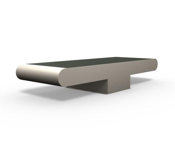 Comfony 900 Stool Bench 885 by BENKERT-BAENKE   Benches