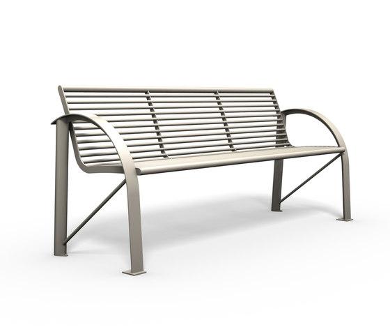 Siardo 120R bench di BENKERT-BAENKE | Panche