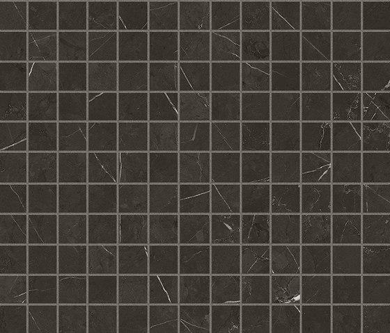 Anima Dekore Composizione F | Graphite von Caesar | Keramik Fliesen