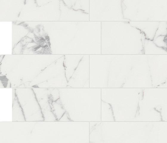 Anima Decori Composizione L | Statuario Venato di Caesar | Piastrelle ceramica