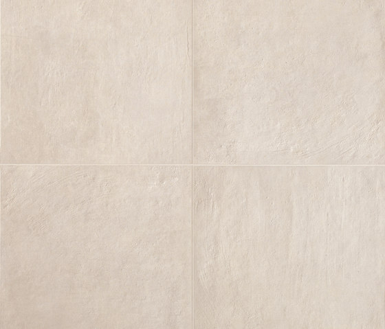 Carnaby ivory 60x60 by Ceramiche Supergres | Ceramic panels
