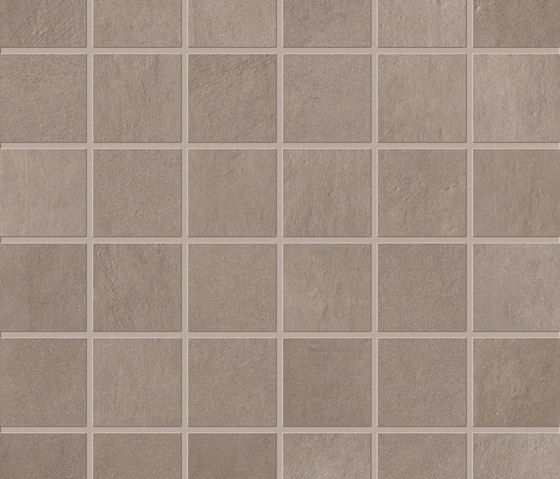 Carnaby tan mosaic by Ceramiche Supergres | Ceramic mosaics