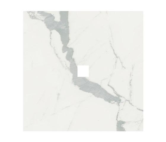 Anima Decors Inserto | Statuario Venato by Caesar | Floor tiles