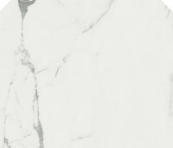 Anima Dekore Ottagono   Statuario Venato von Caesar   Keramik Fliesen