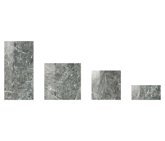 Anima Fondi Lucidato | Grey St. Laurent von Caesar | Keramik Fliesen