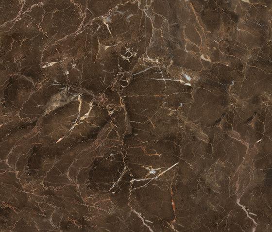 Anima Fuori Gamma Naturale | Dark Emperador von Caesar | Keramik Platten