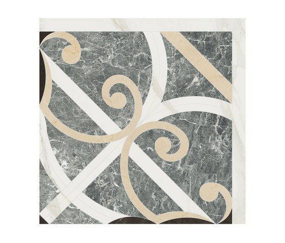 Anima Rosone 5 by Caesar | Ceramic tiles