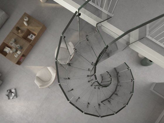Fly Mini by Siller Treppen   Staircase systems