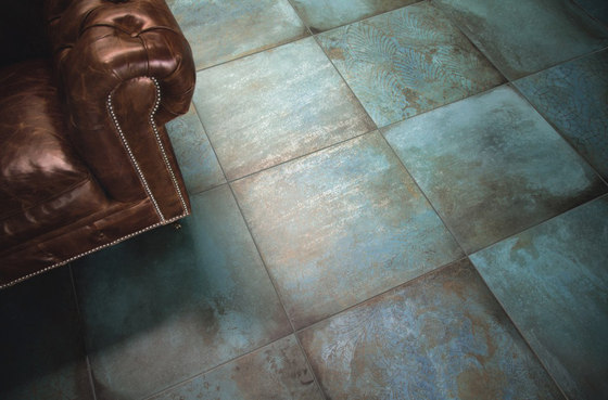 Trace Mint by Caesar | Ceramic tiles