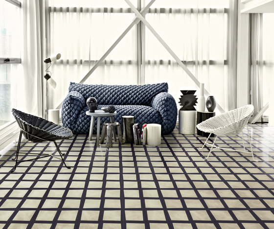 Navone Carreau B&W by Bisazza | Concrete tiles