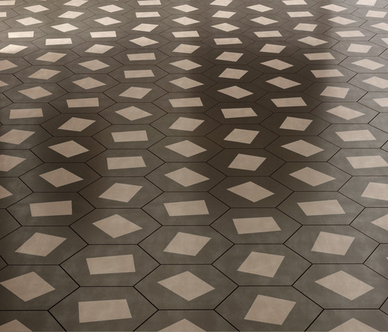 Navone Switch Powger by Bisazza | Concrete tiles
