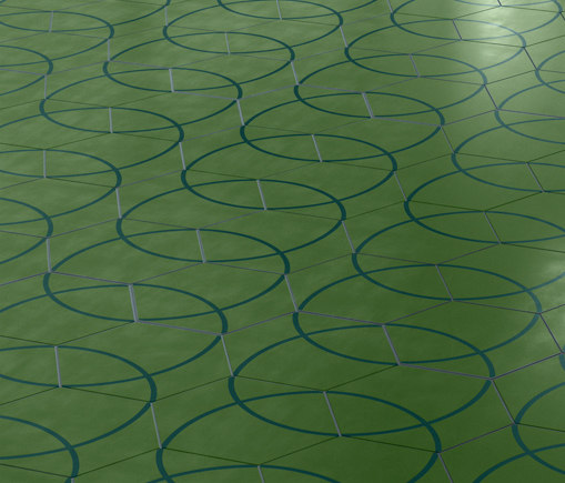Hayon Compas Galicia D by Bisazza | Floor tiles