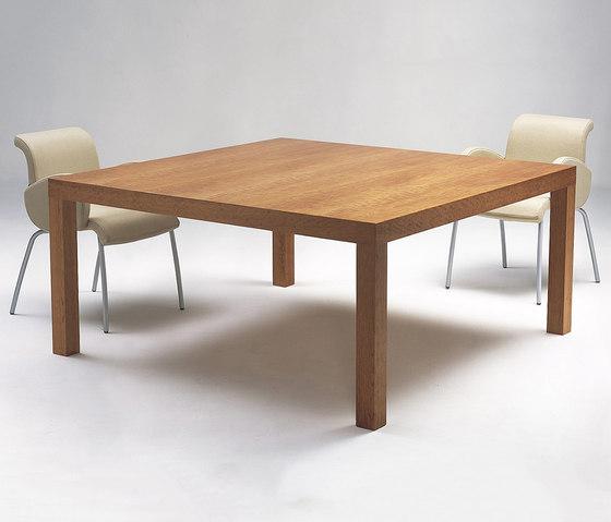 Quadratum Table de Lensvelt | Mesas comedor