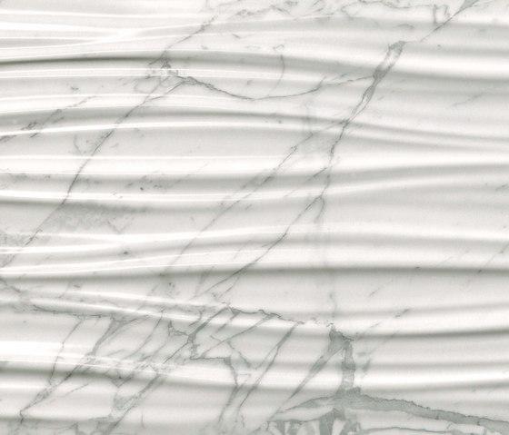 Marvel PRO Statuario Select Ribbon shiny de Atlas Concorde | Carrelage céramique