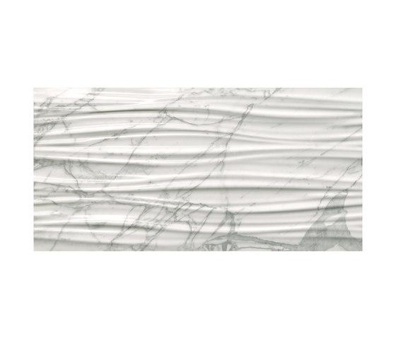 Marvel PRO Statuario Select Ribbon shiny di Atlas Concorde | Piastrelle ceramica