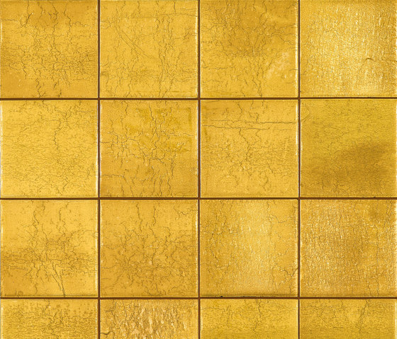 Goldfloor by Bisazza | Ceramic tiles