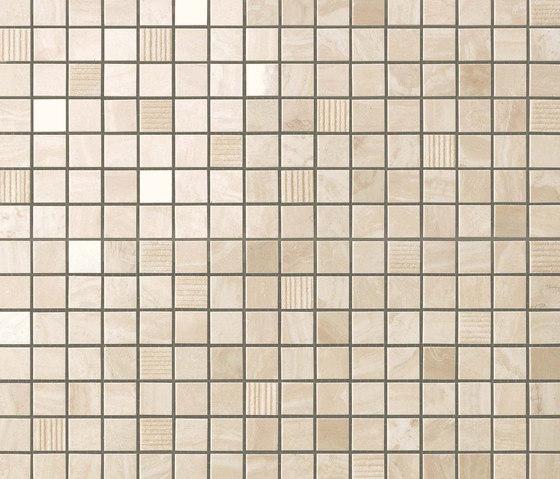 Marvel PRO Travertino Alabastrino Mosaico de Atlas Concorde | Mosaicos de cerámica