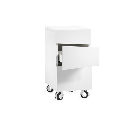 Angle Minidrawer by A2 designers AB | Pedestals