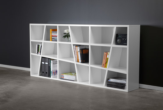 Angle Shelf by A2 designers AB | Shelving