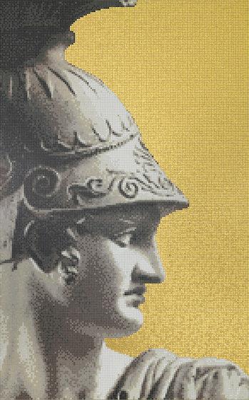 Canova Oro Ettore Oro di Bisazza | Mosaici