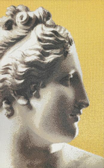 Canova Oro Venere Italia Oro di Bisazza | Mosaici vetro