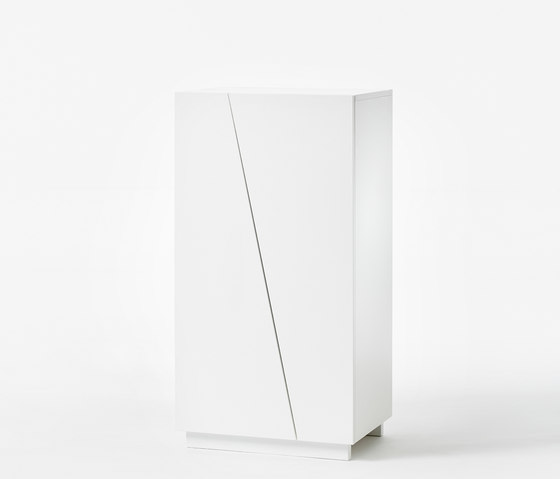 Angle Storage High Cabinet W 60 by A2 designers AB | Cabinets