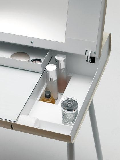 PS08/10 & ST08 di Müller Möbelfabrikation | Tavoli da trucco