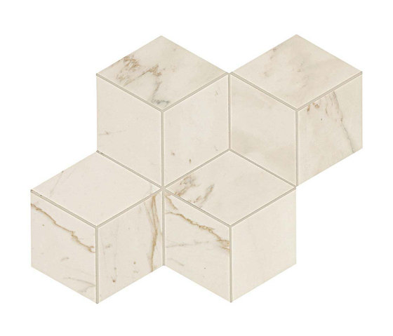 Marvel Pro Cremo Delicato Mosaico Esagono di Atlas Concorde | Mosaici ceramica