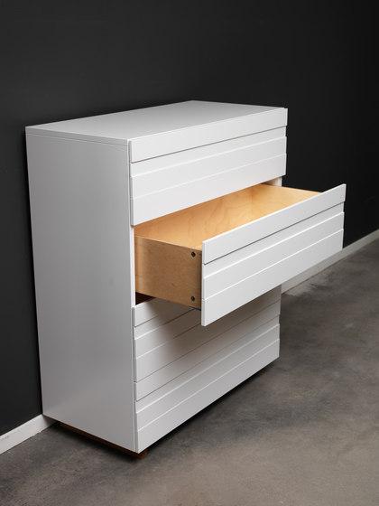 White Storage di A2 designers AB | Credenze