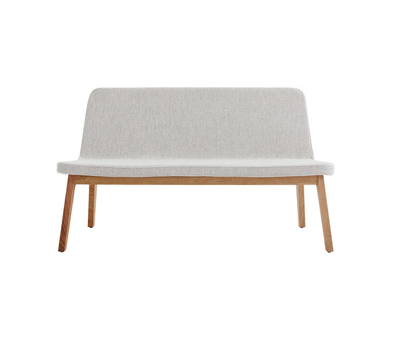 LEAN 2-seater by møbel copenhagen | Waiting area benches