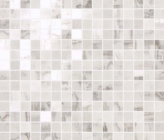 Marvel PRO Statuario Select Mosaic shiny de Atlas Concorde   Mosaicos de cerámica