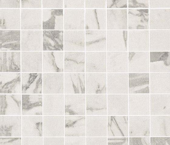 Marvel PRO Statuario Select Mosaic de Atlas Concorde   Mosaicos de cerámica