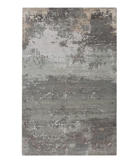 Grunge green grey suite by THIBAULT VAN RENNE | Rugs