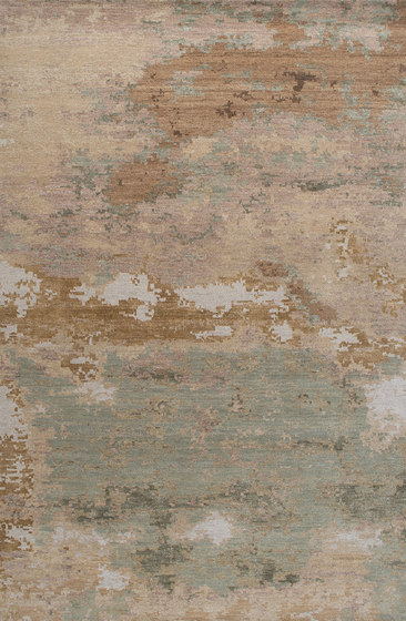 Grunge spanish white DQHS 42 de THIBAULT VAN RENNE | Alfombras / Alfombras de diseño
