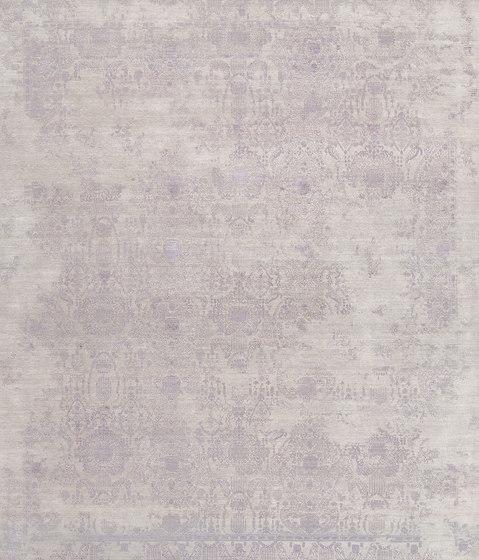 Inspirations silver dark purple by THIBAULT VAN RENNE | Rugs