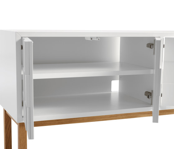 Collect Cabinet 2010 Media von A2 designers AB | Multimedia Sideboards