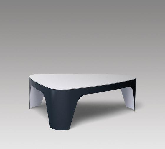 Tabular coffee table by m ller m belfabrikation tabular for Tabular table
