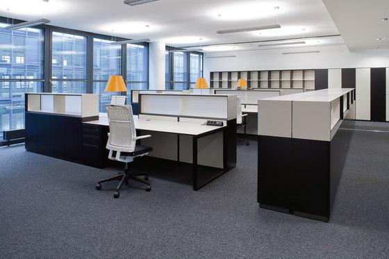 K2 | Hinged door cabinet de Bene | Sistemas de oficina