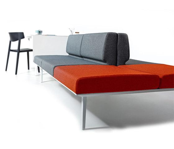 Longo Softseating by actiu | Sofas